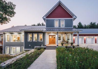 Afton Passive House